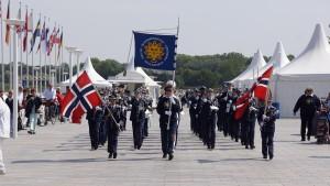 Hovedkorpsets sommertur til Nord-Tyskland sommeren 2015