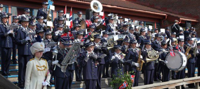 95-års jubileumskonsert 9. mars