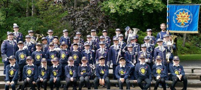 Velkommen til høstkonsert med Aspirant- og juniorkorpset, samt TAM